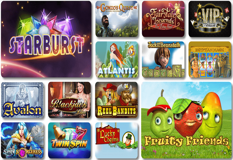 Play Club Casino Video Slots