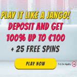 Play Jango Casino Bonus And  Review  Promotion