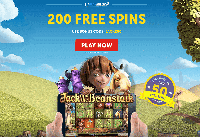 Play Milion Casino Promotion