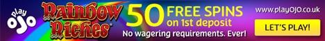 playOJO Casino Bonus And Review