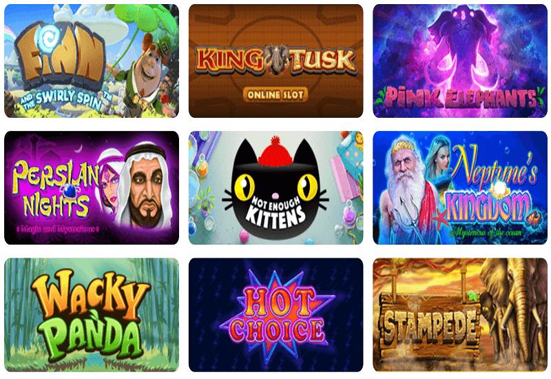 Quesino Casino Video Slots