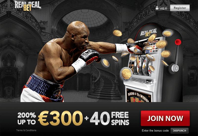 RealDealBet Casino Exclusive