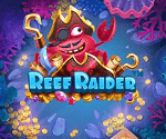 Reef Raider  Video Slot Game