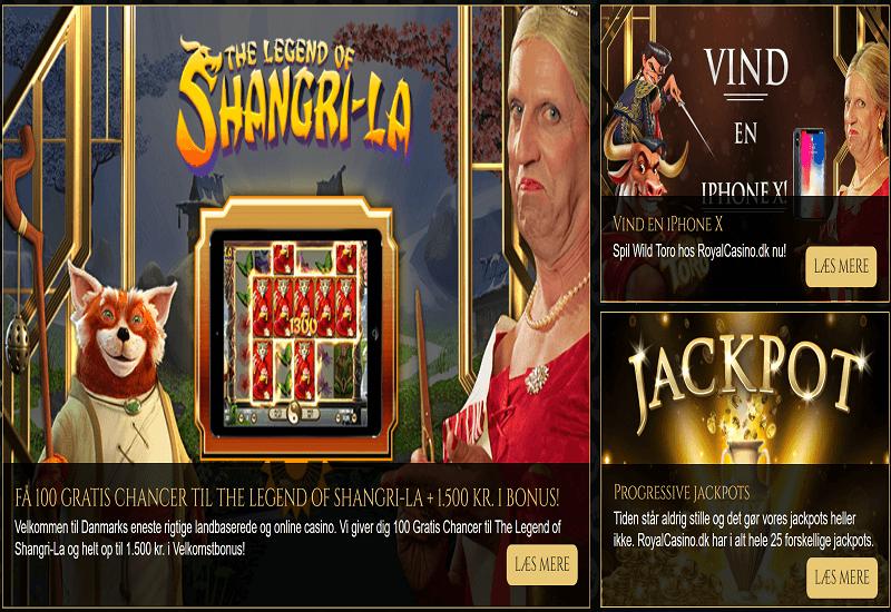 Royal Casino DK Promotion