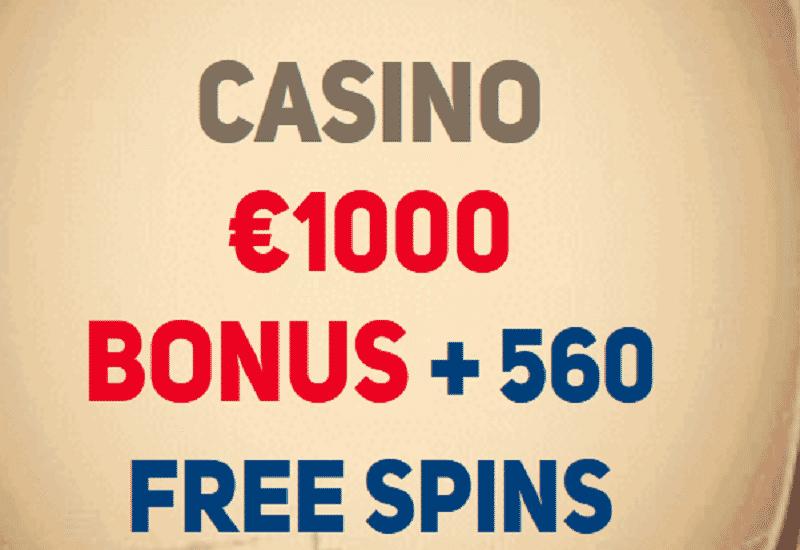 SCANDIBET Casino Promotion