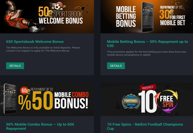 Sekabet Casino Promotion