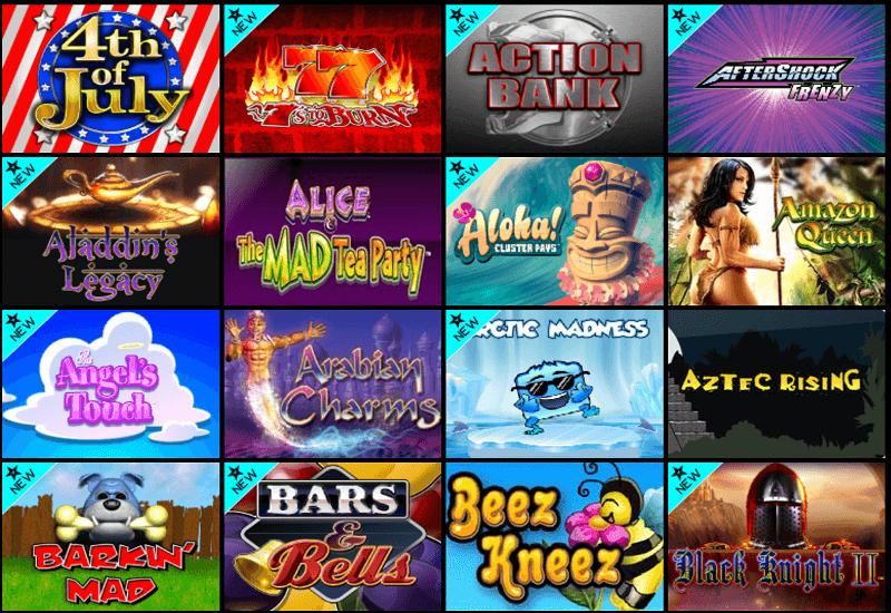 Island Jackpots Casino Video Slots
