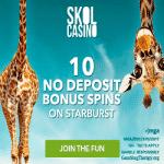 Skol Casino Review Bonus