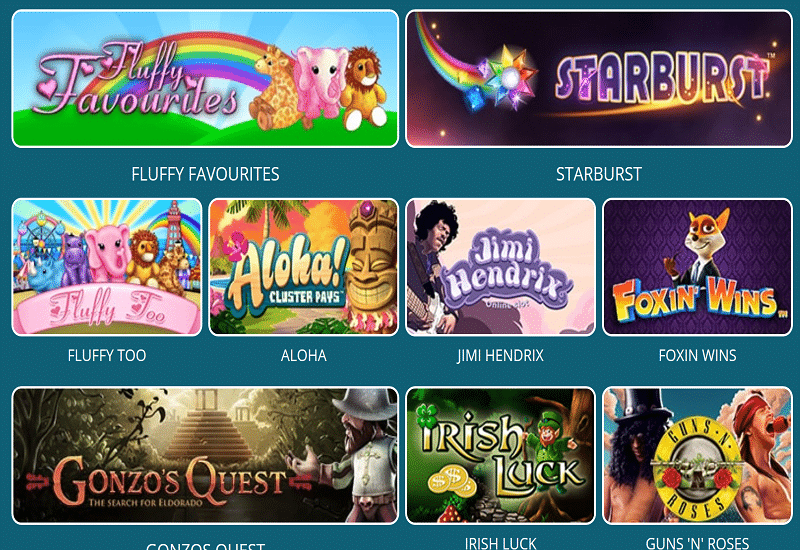 Slots Gold Casino Video Slots
