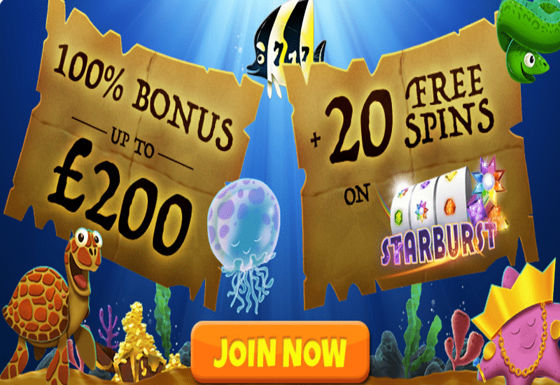 Slots Gold Casino Promotion