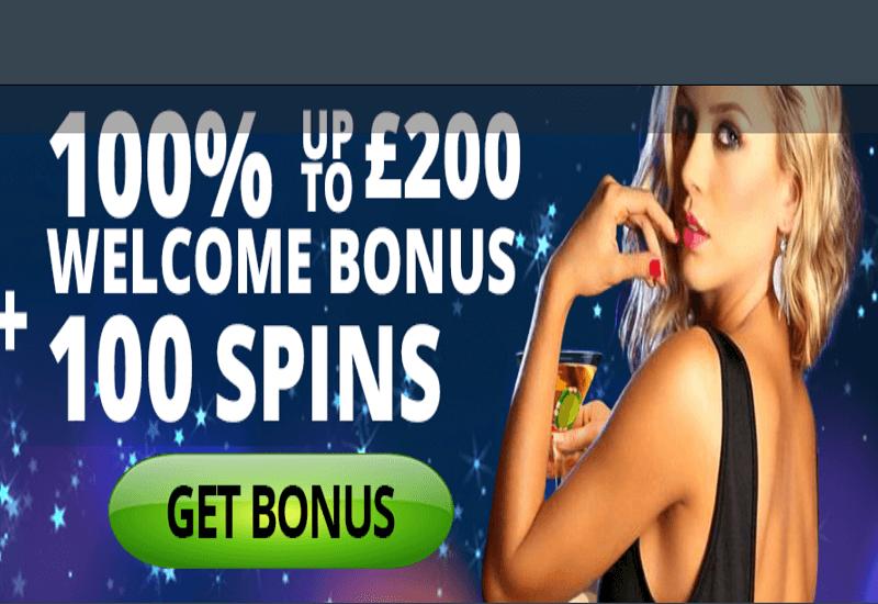 Slotsmoon Casino Home Page