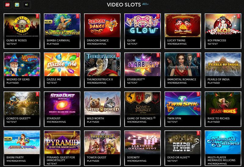 Spinson Casino Slots