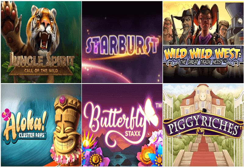 Spinsvilla Casino Video Slots