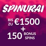 Spinurai Casino Review Bonus