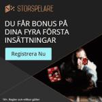 Storspelare Casino Bonus And  Review News