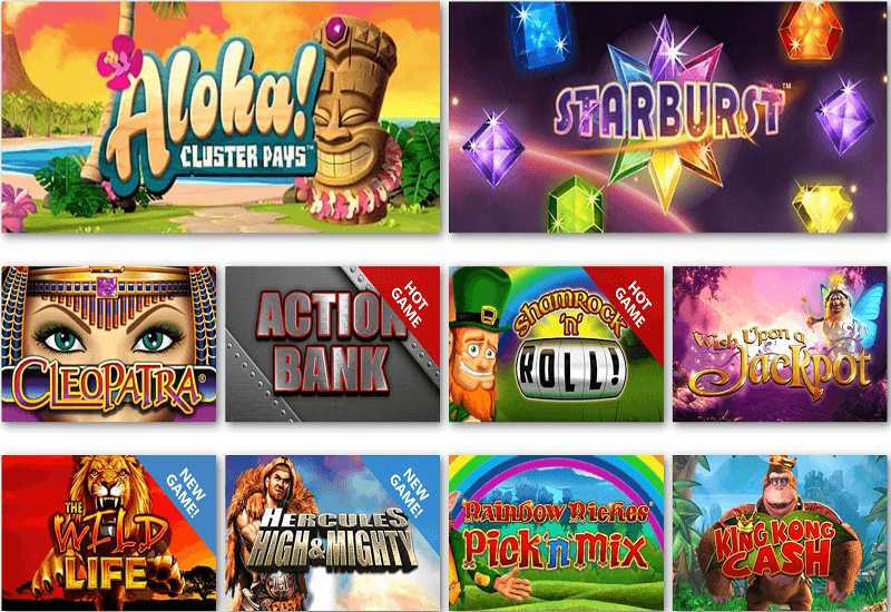The Sun Play Casino Video Slots