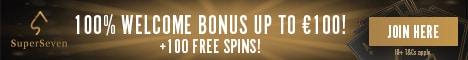 SuperSeven Casino Review Bonus