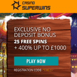 Super Wins Casino Bonus And  Review News