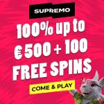Supremo Casino Review Bonus