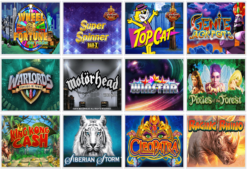 Svenska Casino Video Slots