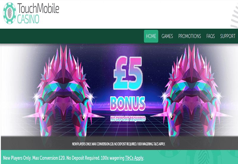Bet Joy Casino Home Page
