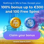 Tsars Casino Review Bonus