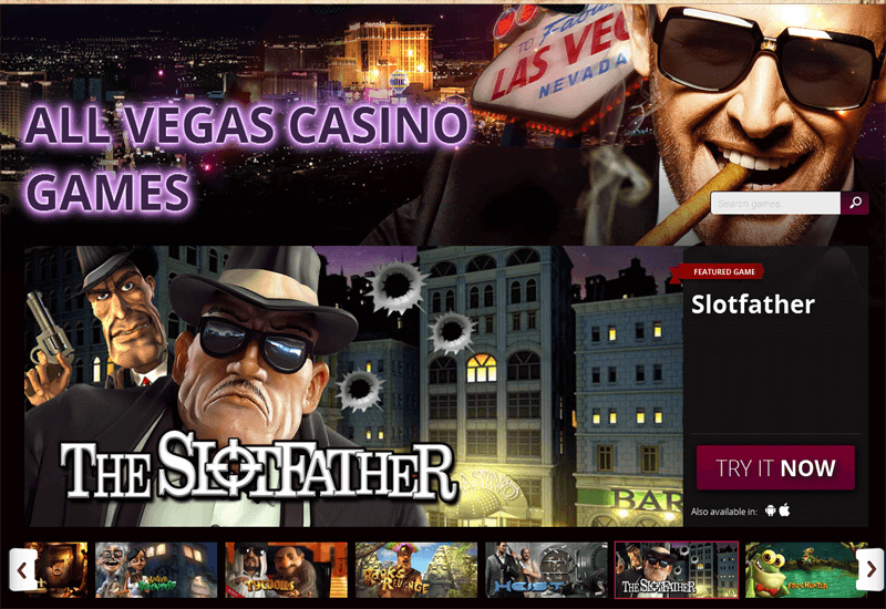 Vegas Casino Video Slots