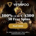 Vegasoo Casino Review Bonus
