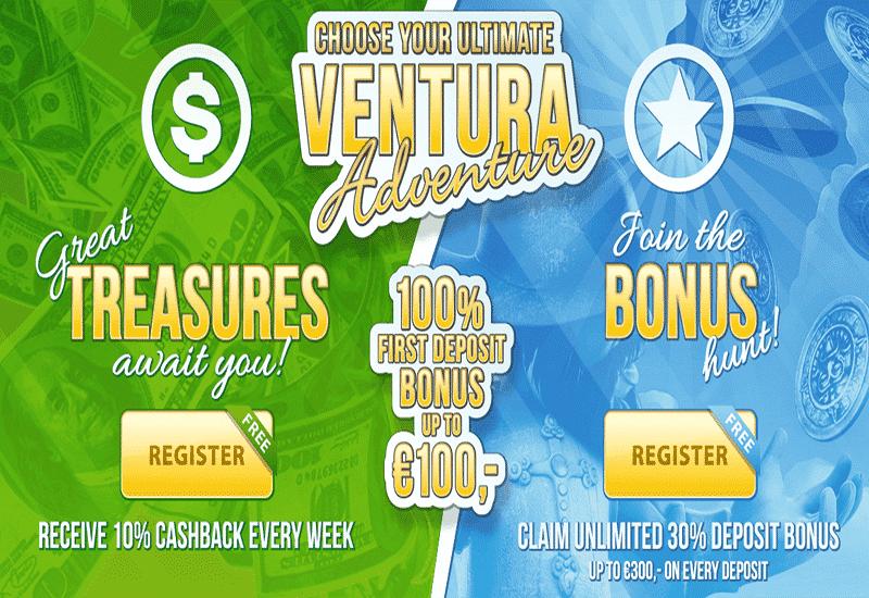 Casino Ventura Promotion