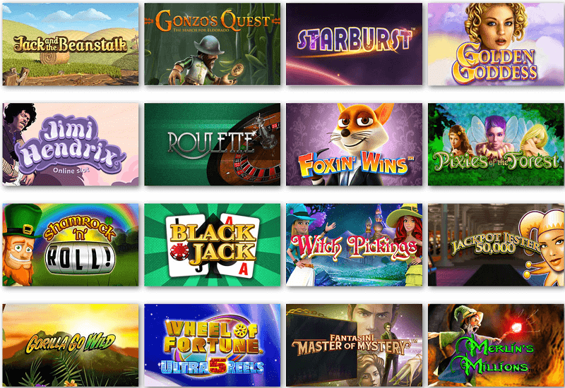 Whirlwind Slots Casino Video Slots