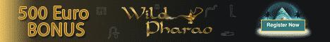 Wild Pharao Casino Review Bonus