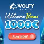 Wolfy Casino Review Bonus