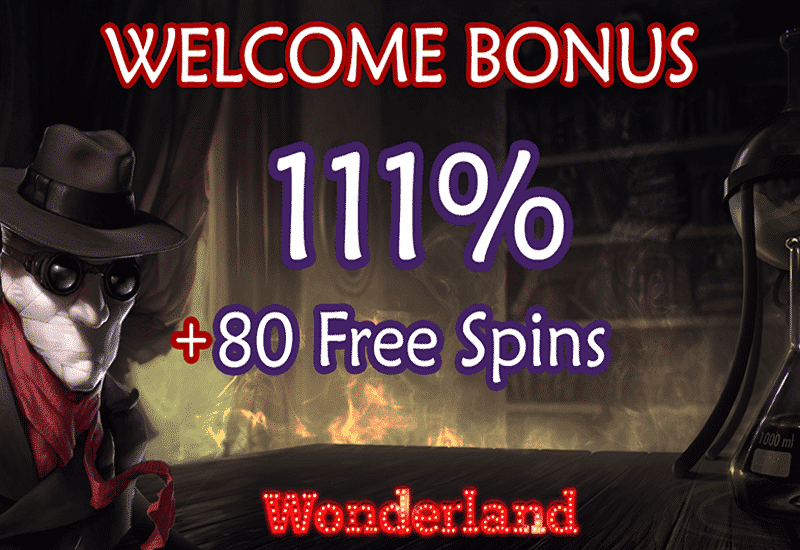 Wonderland Casino Exclusive