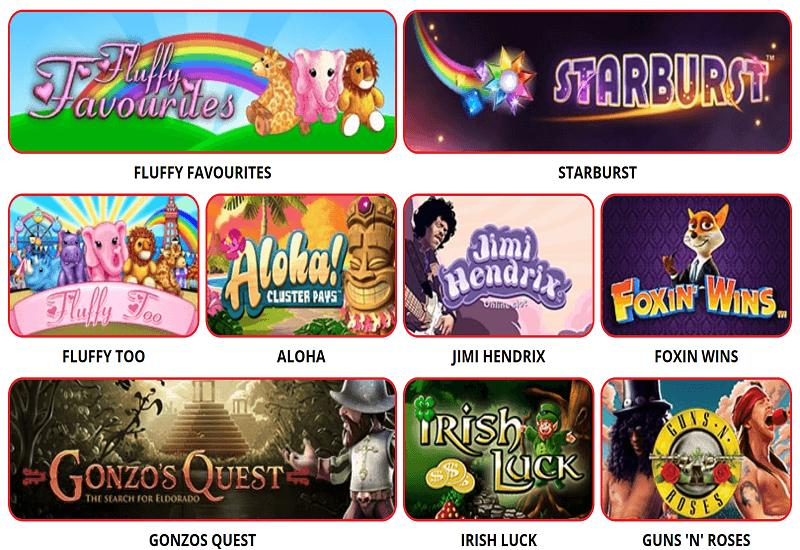Yohoo Slots Casino Video Slots