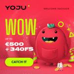 YoJu Casino Review Bonus