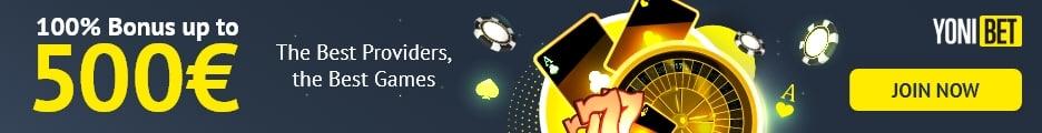 YoniBet Casino Review Bonus
