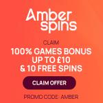 Amber Spins Casino Review Bonus