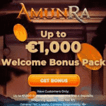 AmunRa Casino Review Bonus