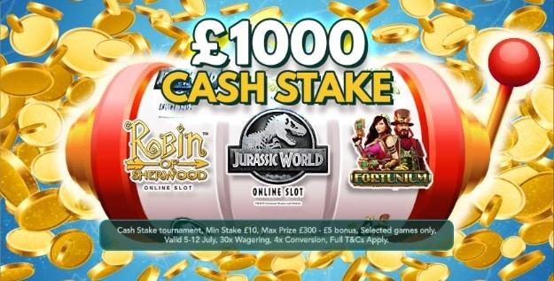 Arctic Spins Casino Promotion