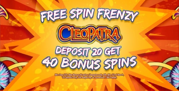 Arctic Spins Casino Promotion