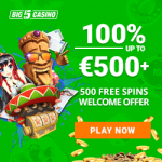 Big 5 Casino Bonus And  Review News