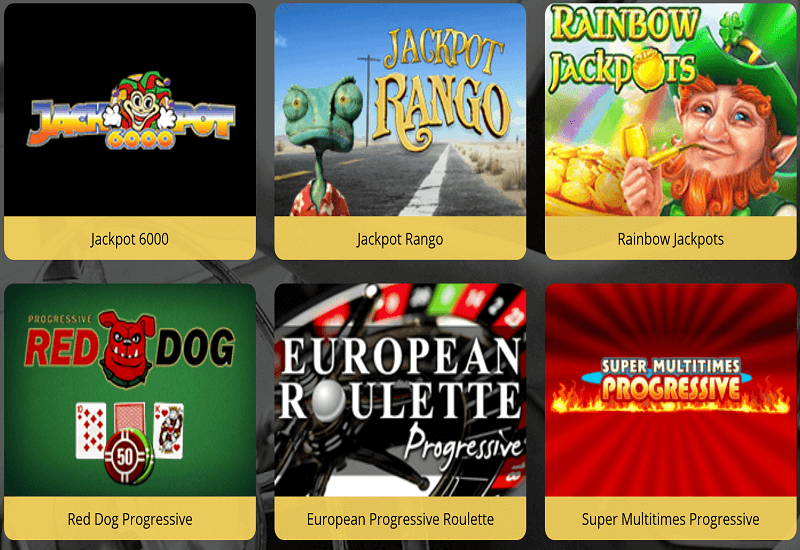 Bebe Casino Video Slots