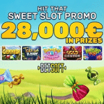 Sweet Slot Promo: €28,000 from BetAmo