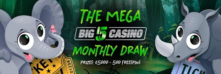 Big 5 Casino Promotion