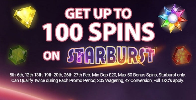 Black Spins Casino Promotion