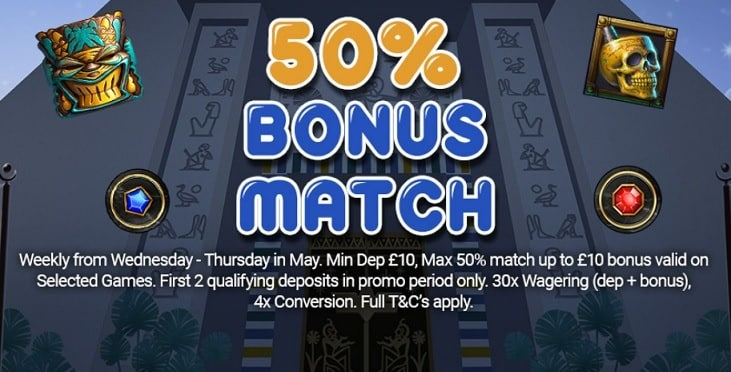 Bonzo Spins Casino Promotion