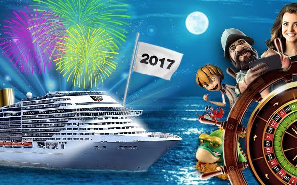 Casino Cruise promotion