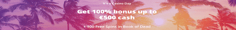 CasinoDays Review Bonus