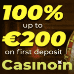 CasinoIn Review Bonus