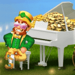The Leprechauns are waiting at CasinoLuck